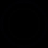 white dartboard vector