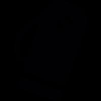 Shop label vector