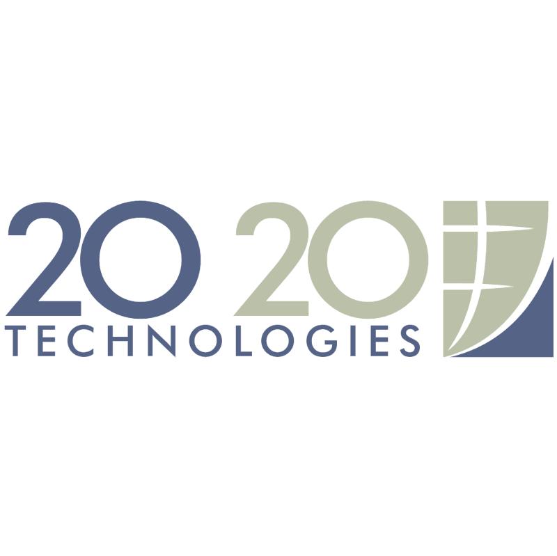 20 20 Technologies vector