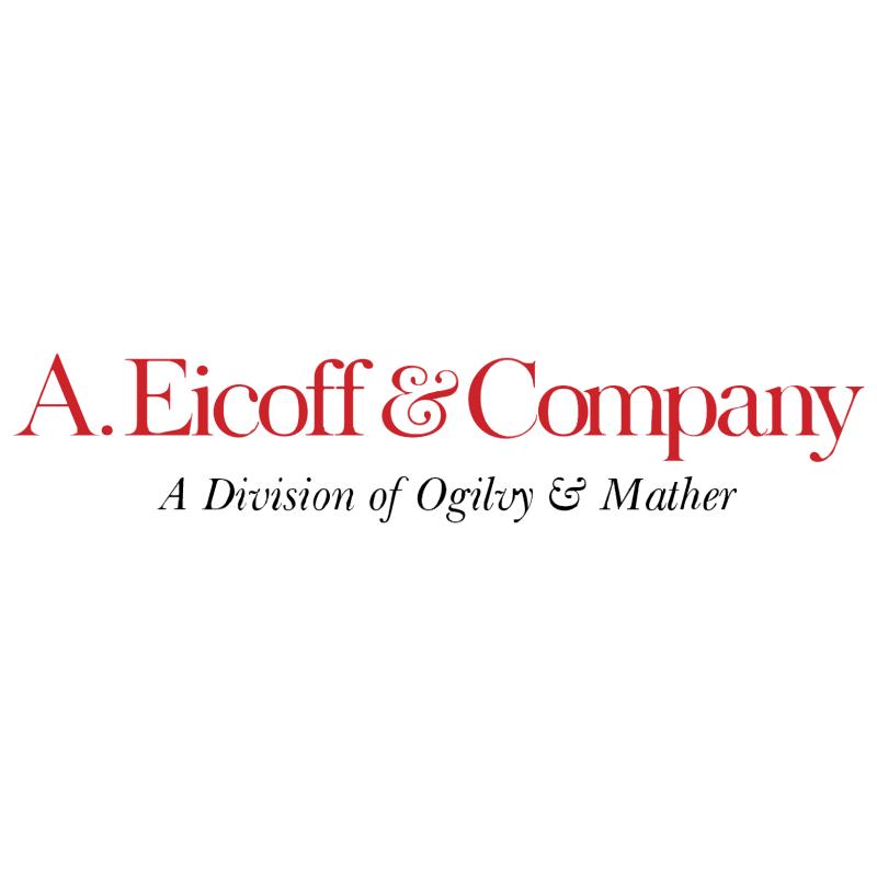 A Eicoff & Company vector