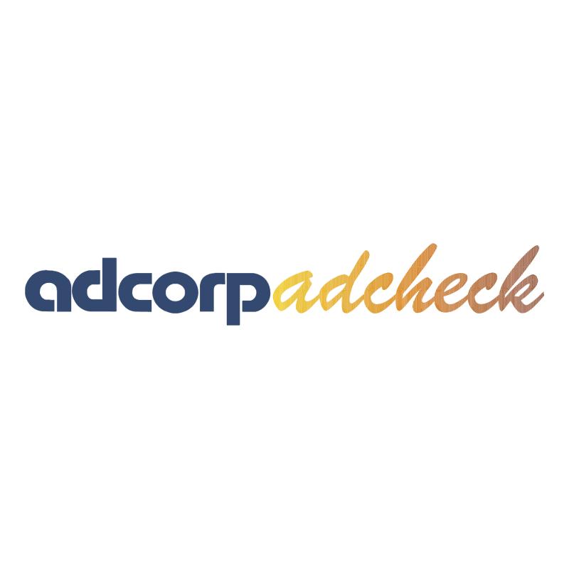 Adcorp Adcheck vector