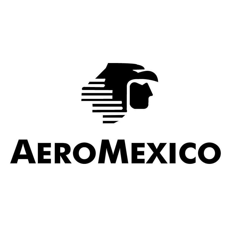 AeroMexico 73854 vector