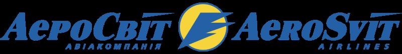 AEROSVIT AIRLINES vector
