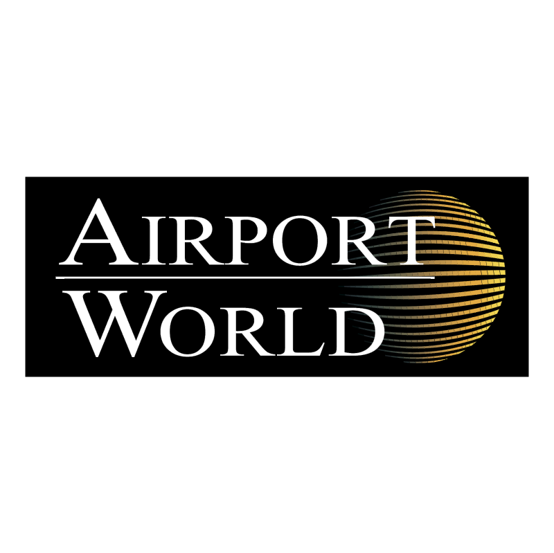 Airport World 74283 vector