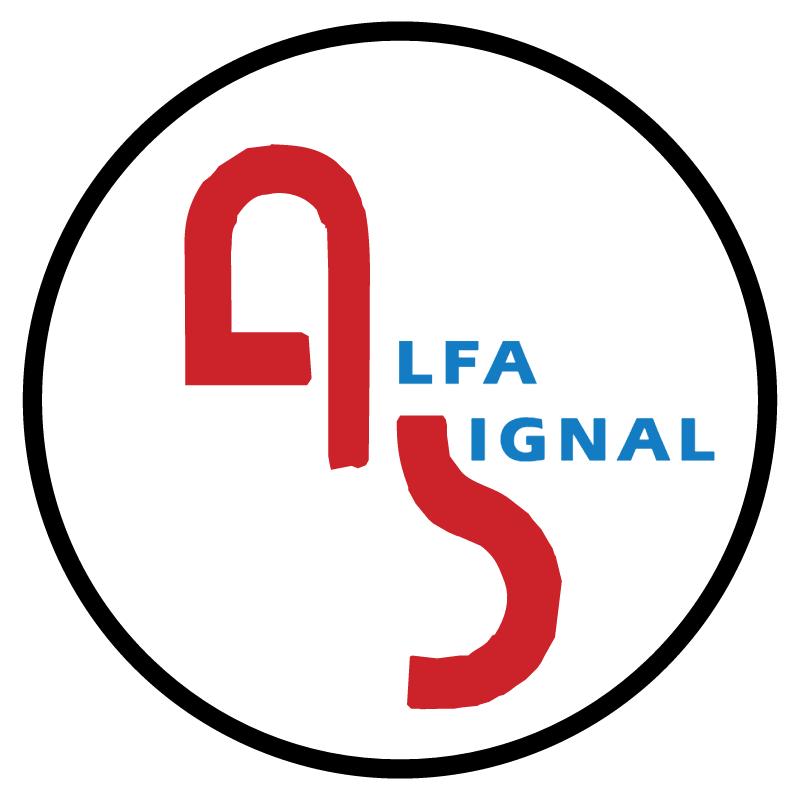 Alfa Signal 5150 vector logo