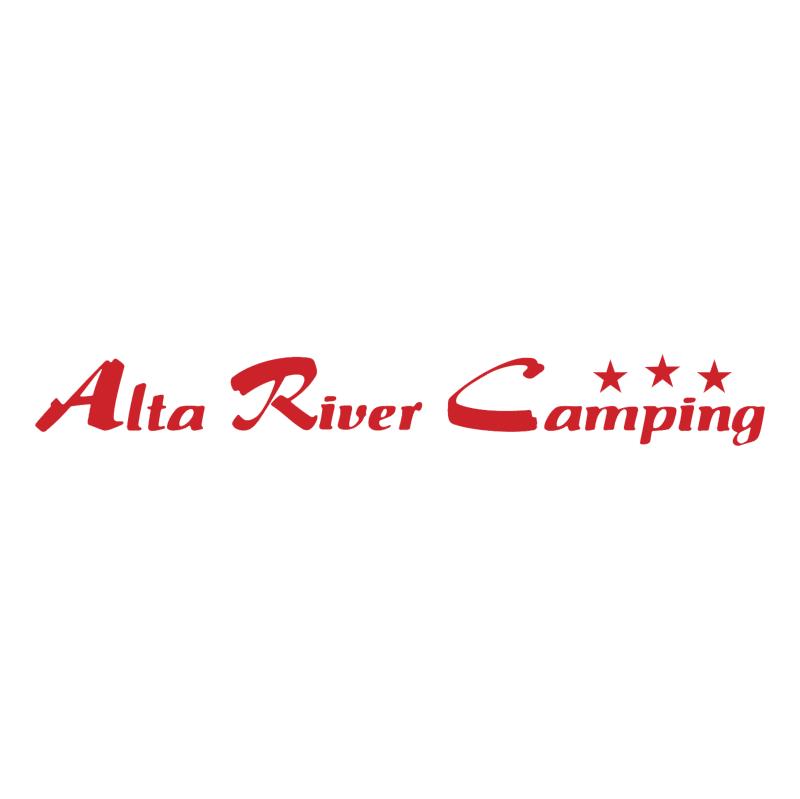 Alta River Camping 68479 vector