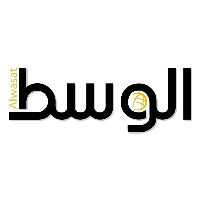 Alwasat Newspaper vector