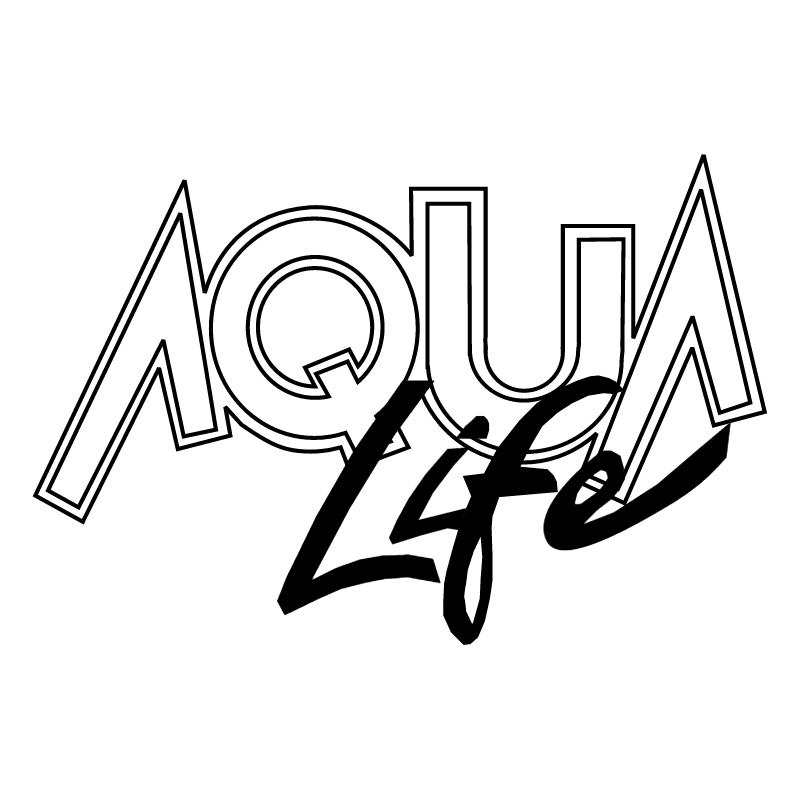 Aqua Life vector