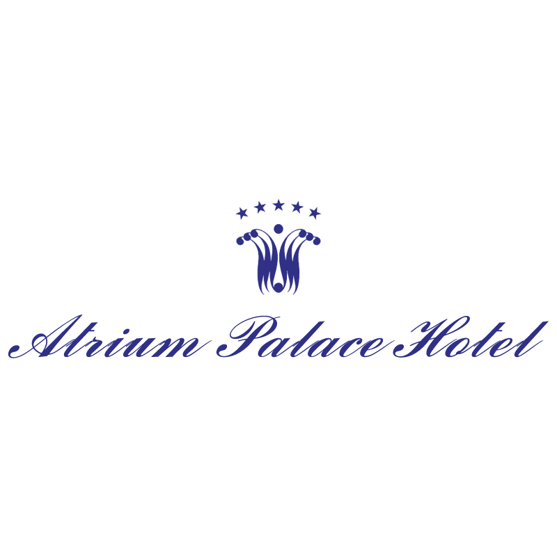Atrium Palace Hotel 23301 vector