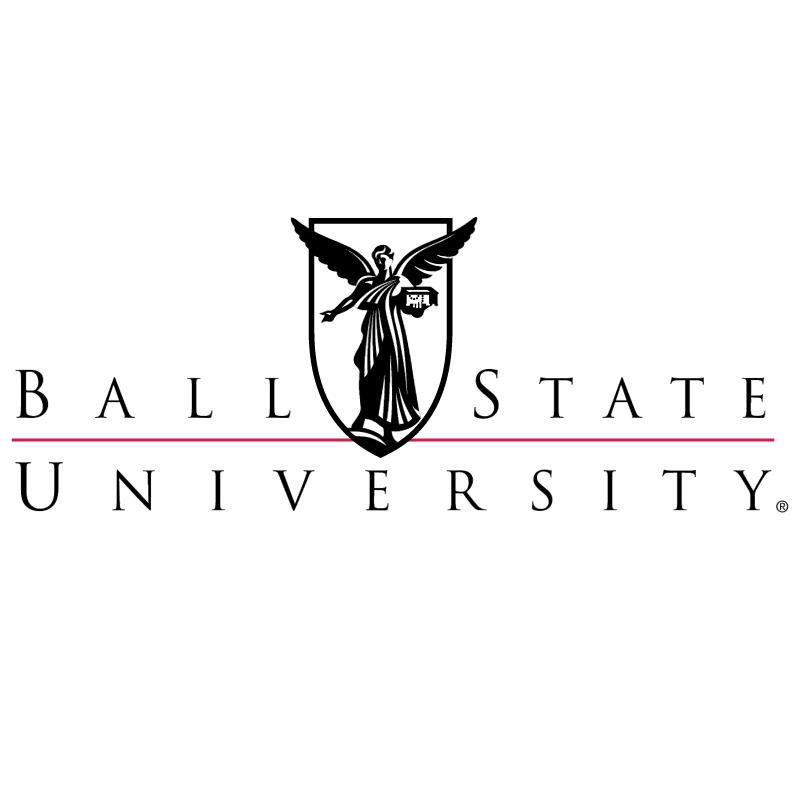Ball State University vector
