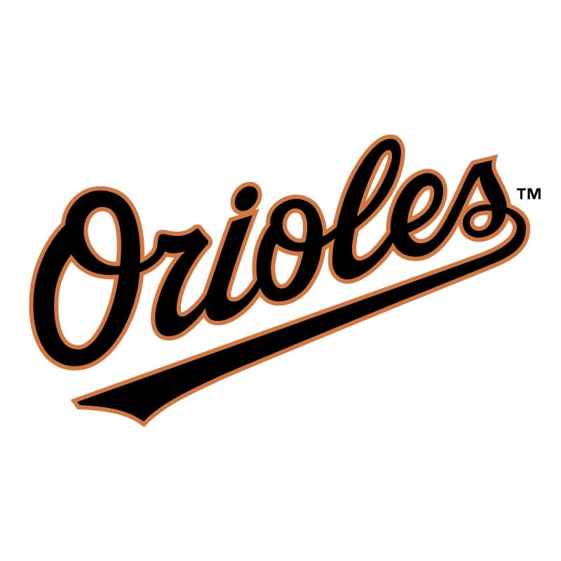 Baltimore Orioles 73323 vector