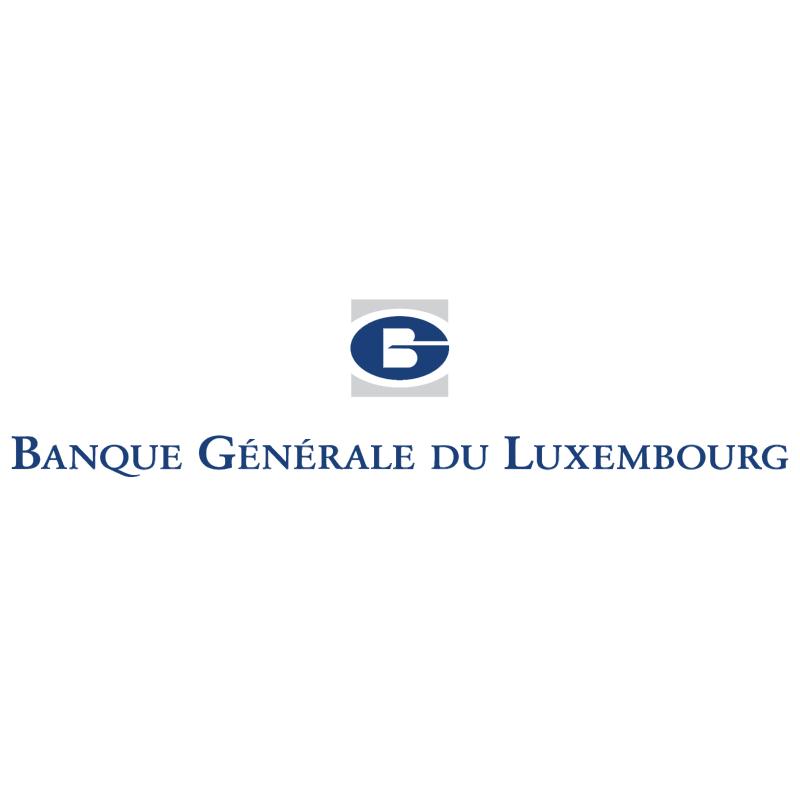 Banque Generale Du Luxembourg vector