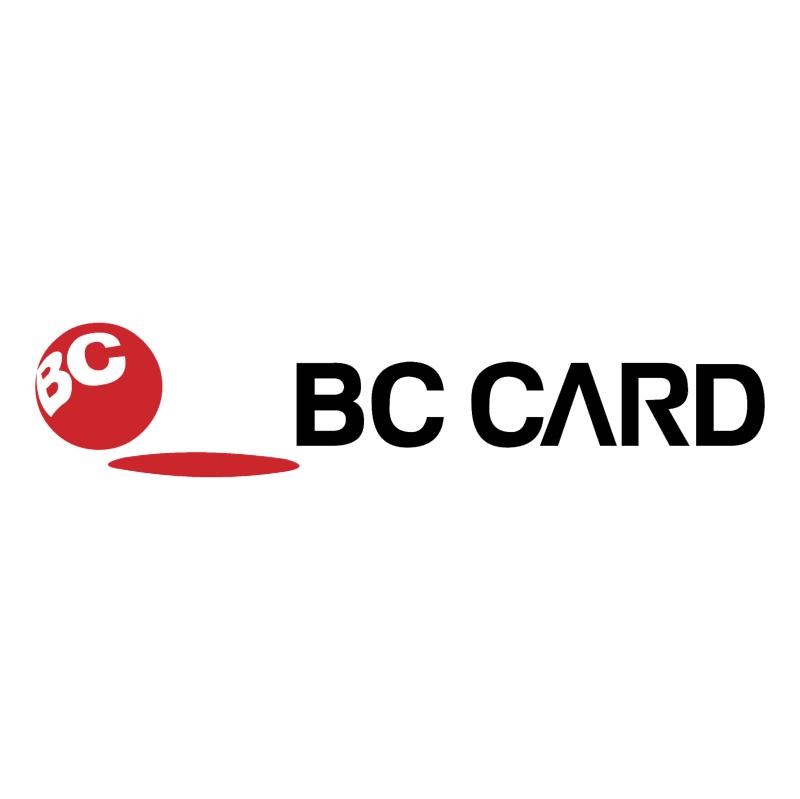 BC Card 71357 vector