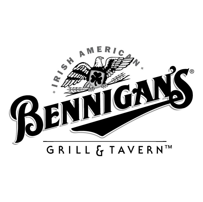 Bennigan's 55521 vector