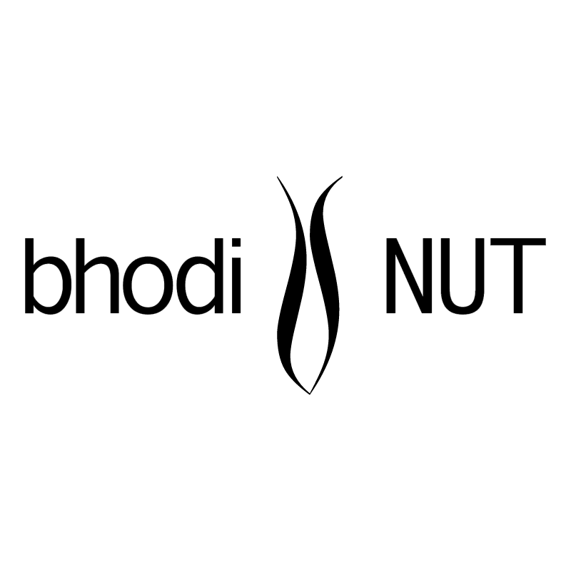 Bhodi Nut 64862 vector