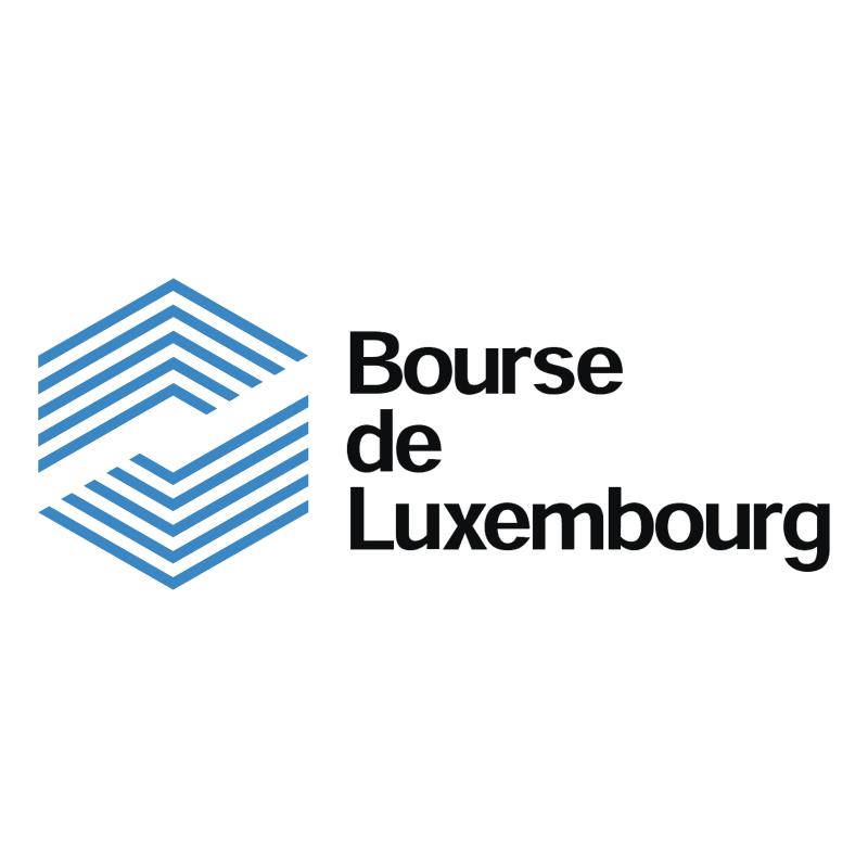 Bourse de Luxembourg 46445 vector