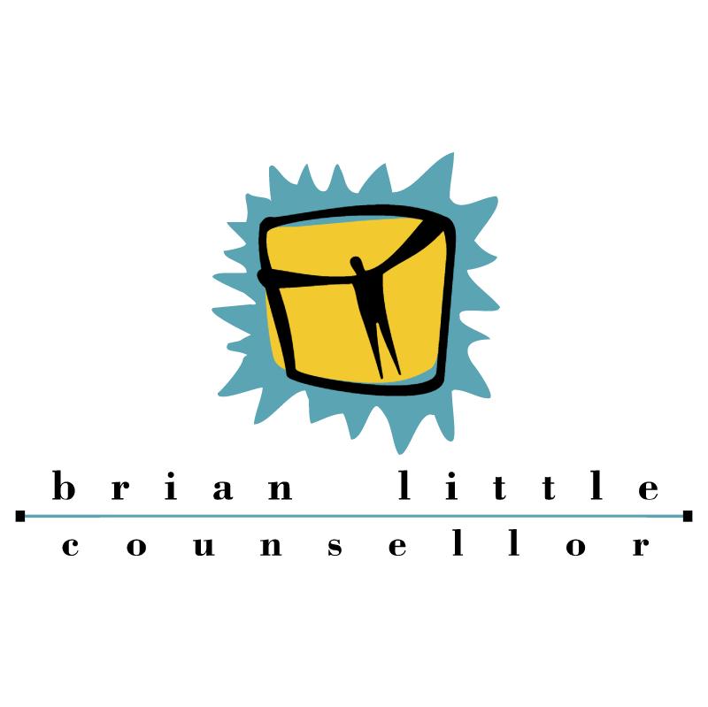 Brian Little Counsellor vector
