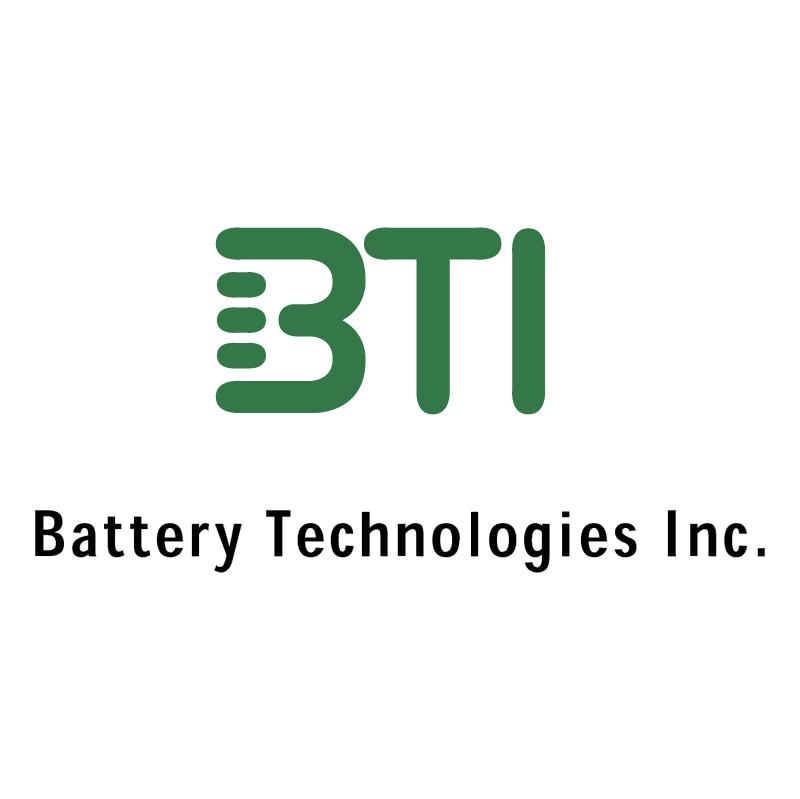 BTI vector logo