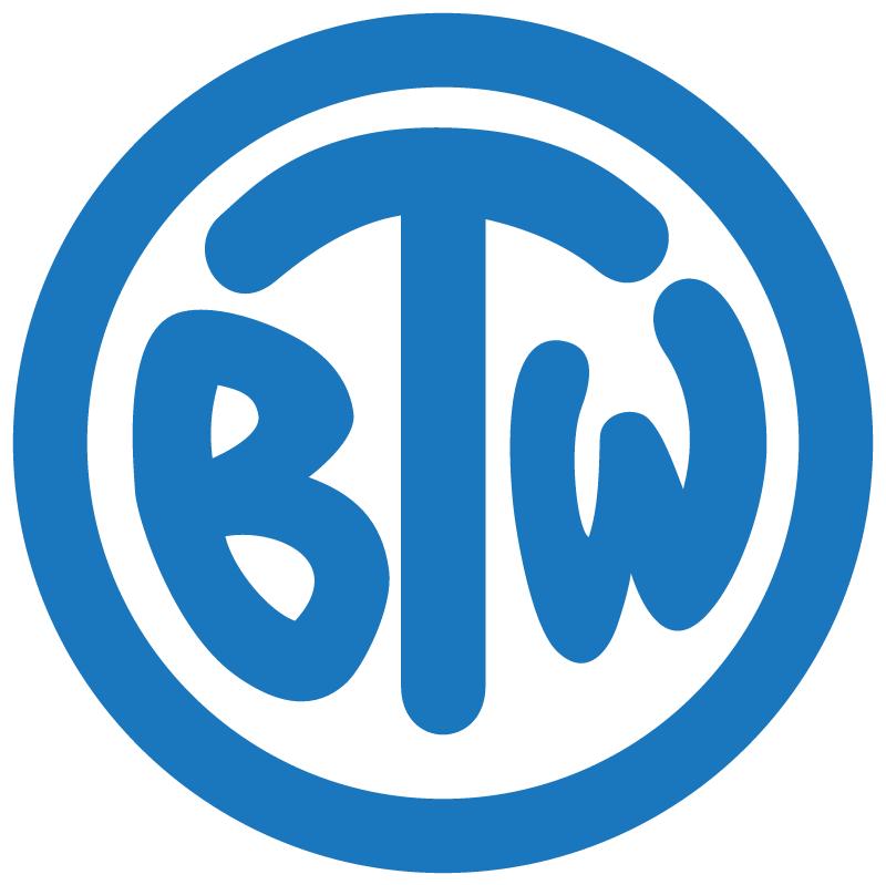 BTW vector logo