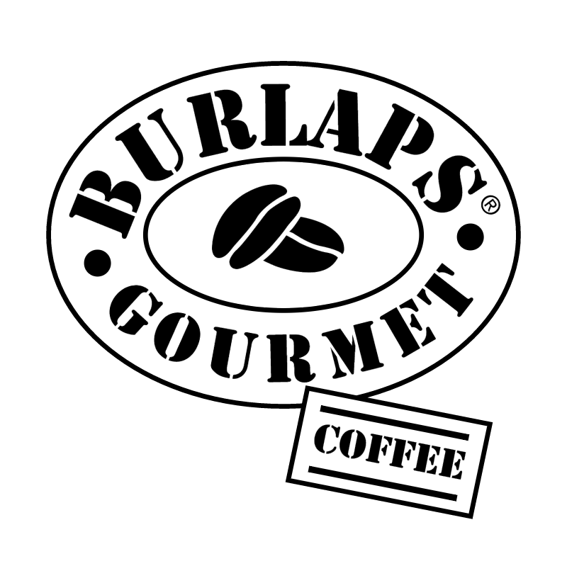 Burlaps Gourmet vector