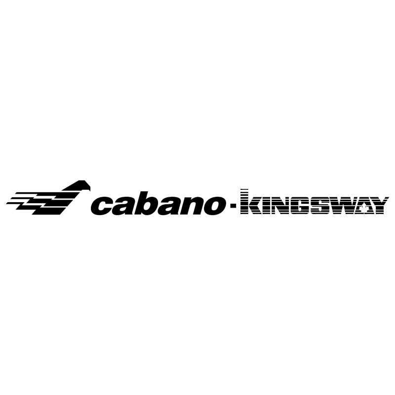 Cabano Kingsway vector