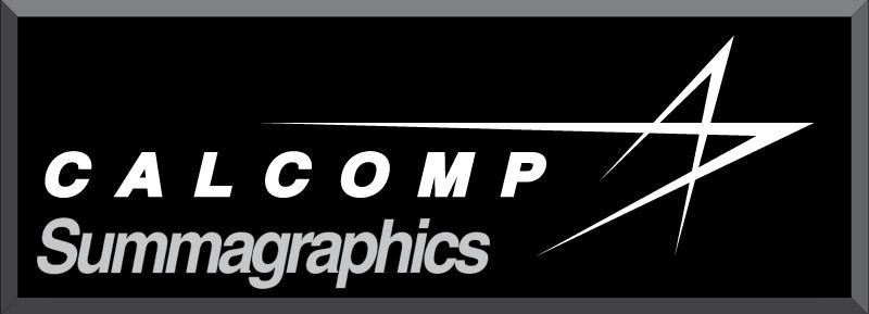 Calcomp Summagraphics vector