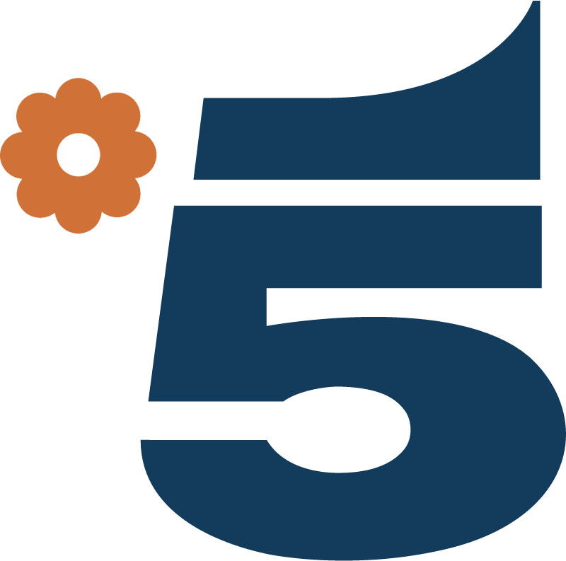 Canale 5 vector