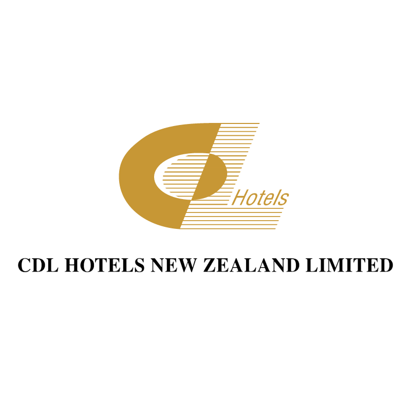 CDL Hotels New Zealand vector