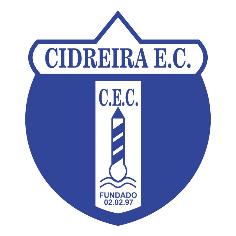 Cidreira Esporte Clube de Cidreira RS vector