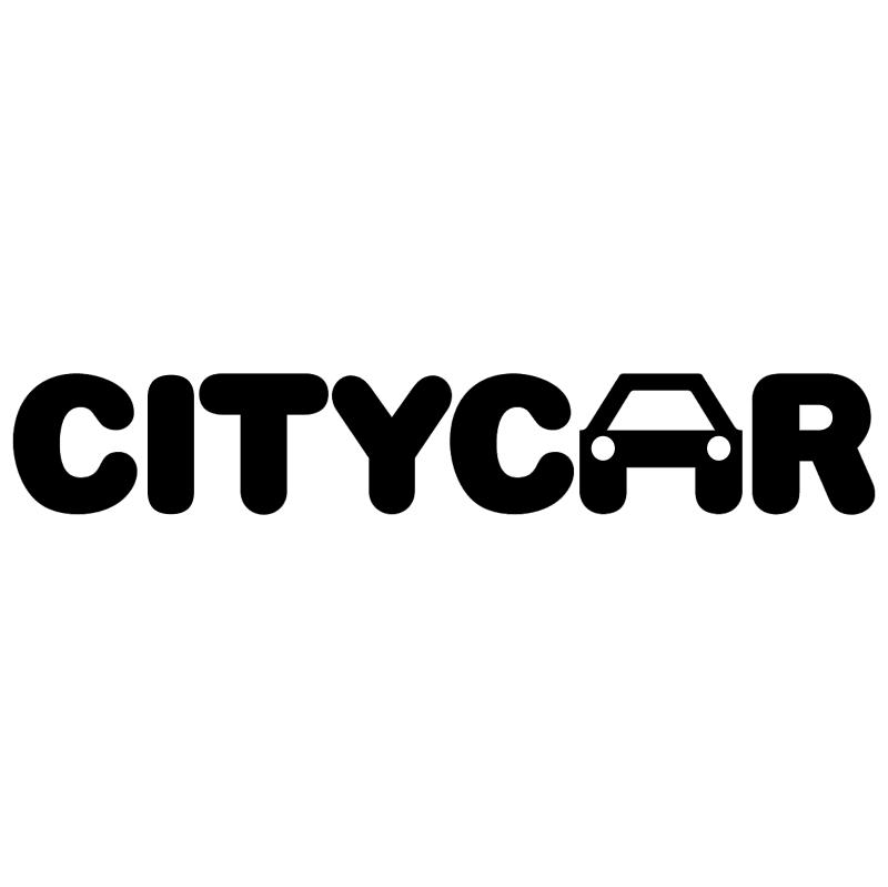 Citycar vector