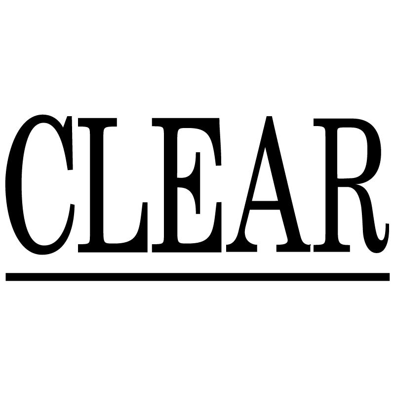 Clear 4223 vector logo