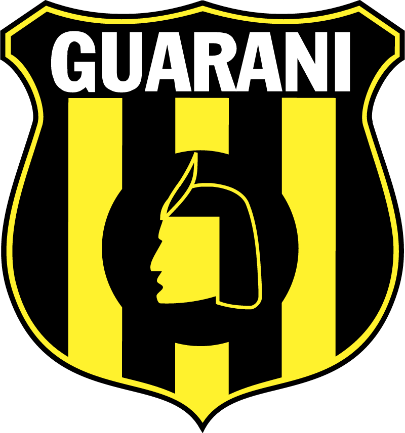 club guarani vector logo