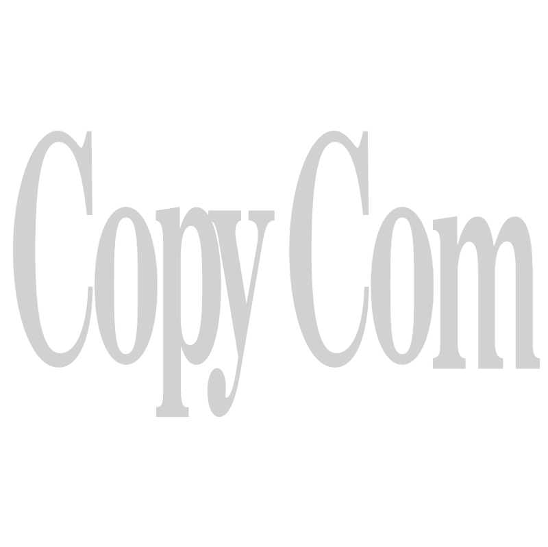 Copy Com vector logo