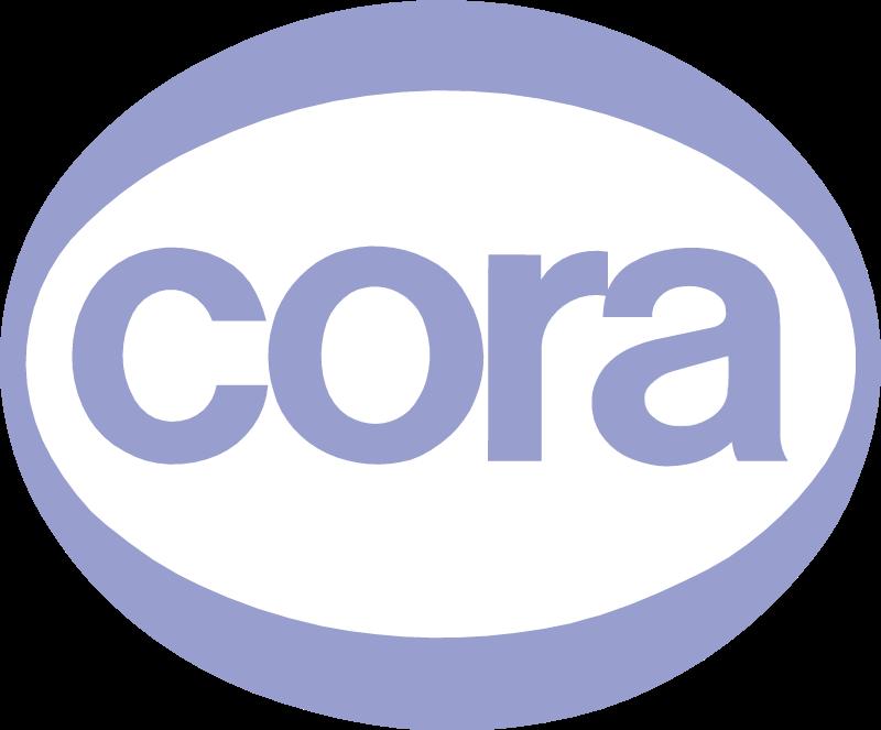 Cora logo vector