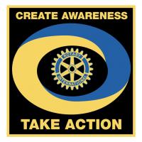 Create Awareness Take Action vector
