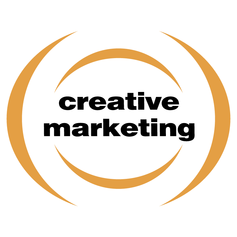 Creative Marketing vector logo