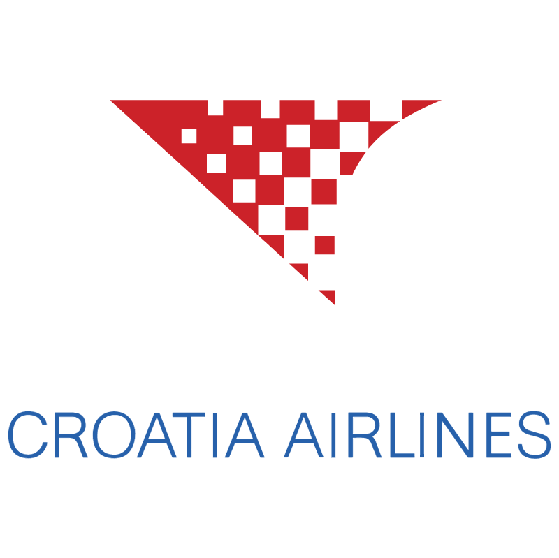 Croatia Airlines vector