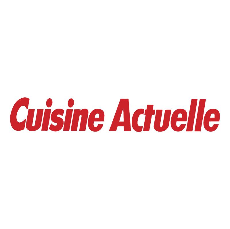 Cuisine Actuelle vector
