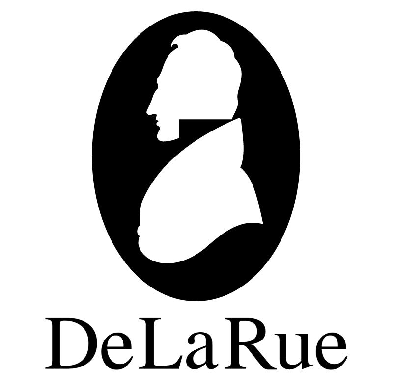 De La Rue vector logo