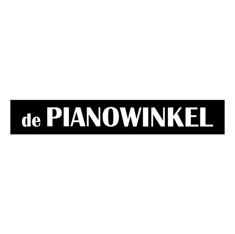 De Pianowinkel vector