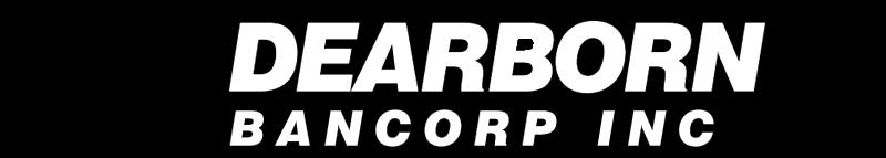 Dearborn Bancorp vector