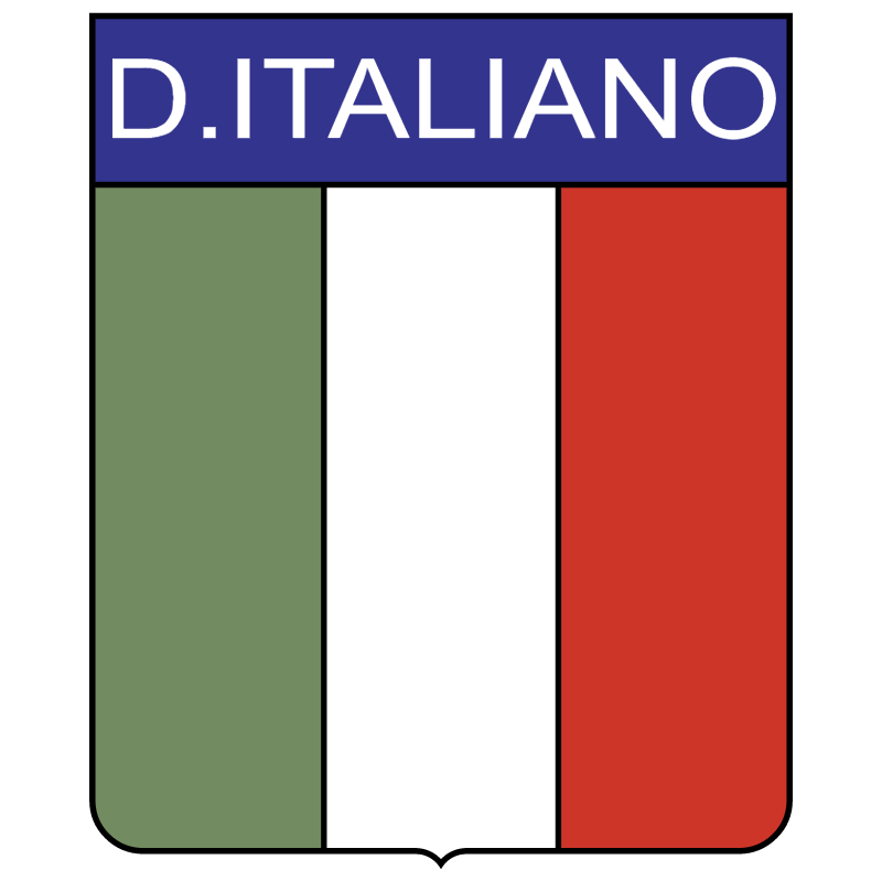 Deportivo Italiano vector