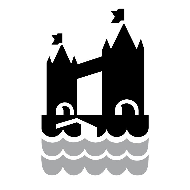 Docklands Development Corporation vector logo