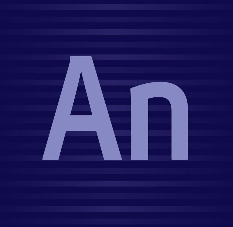 Edge Animate App CC vector logo