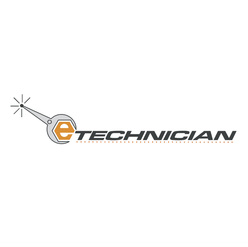 eTechnician vector logo