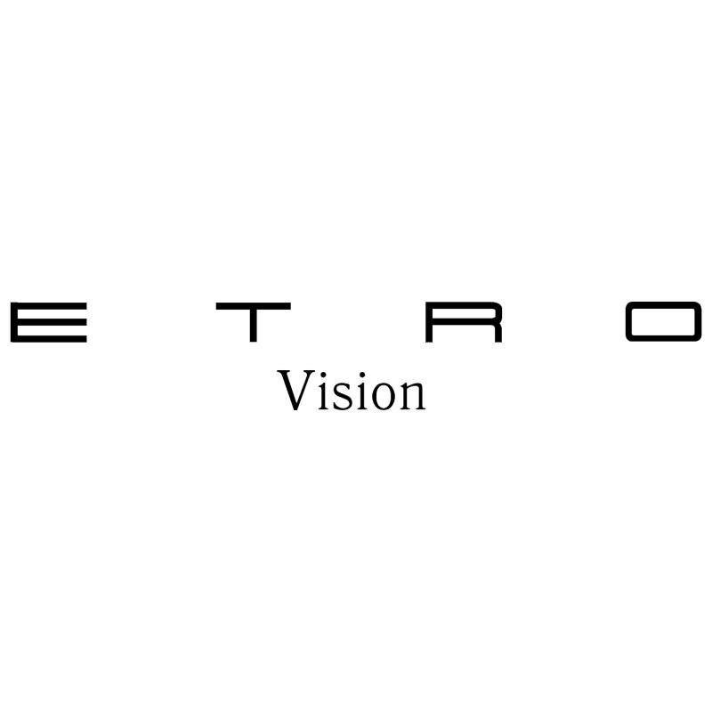 ETRO Vision vector