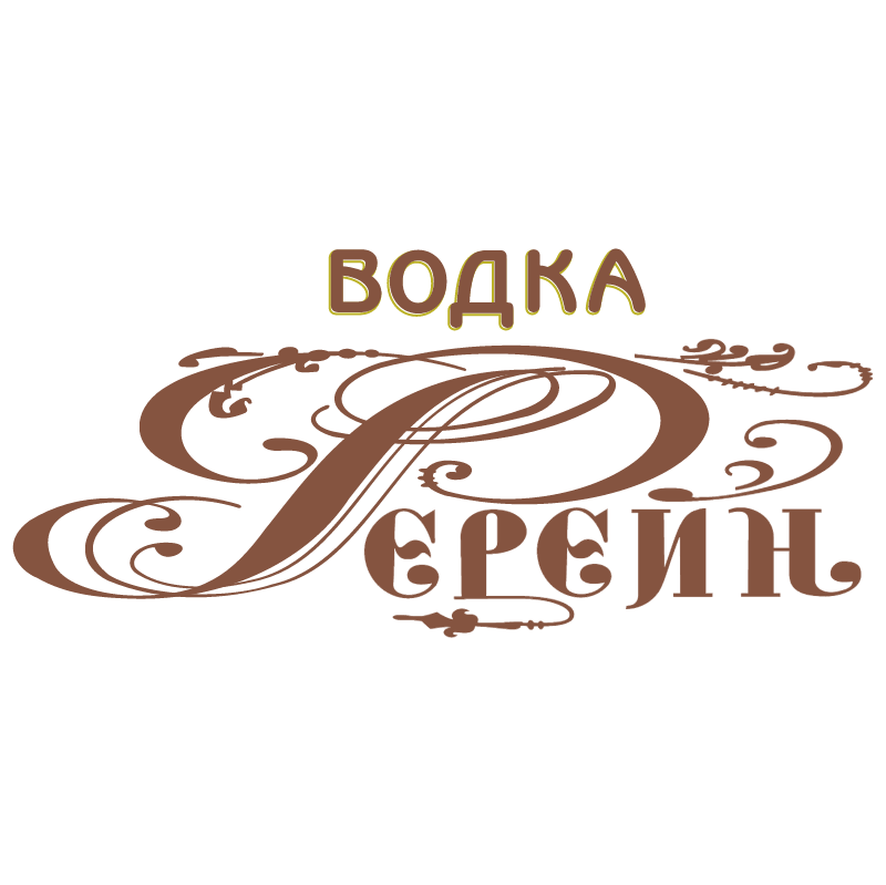 Ferein Vodka vector