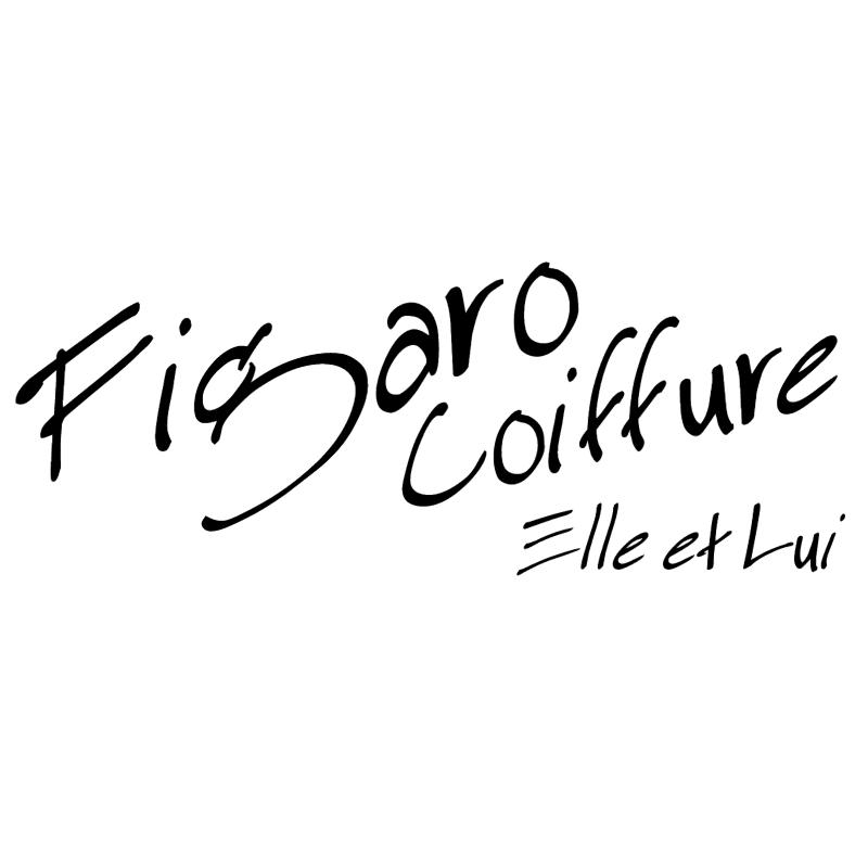 Figaro Coiffure vector