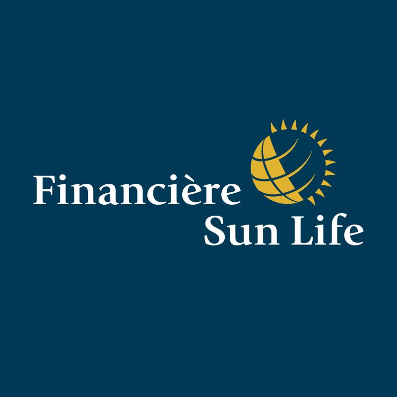 Financiere Sun Life vector