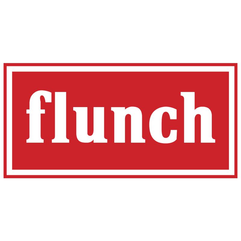Flunch vector logo